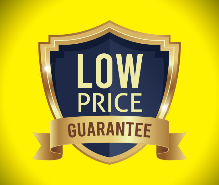 You'll save more all our prices are inclusive taxes